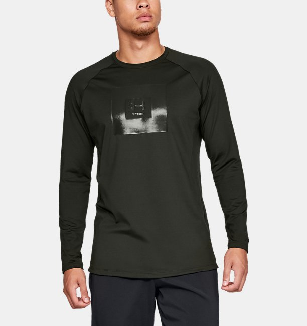 Men's UA Storm Cyclone ColdGear® Crew