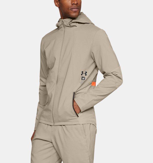남성 UA Storm싸이클론 재킷