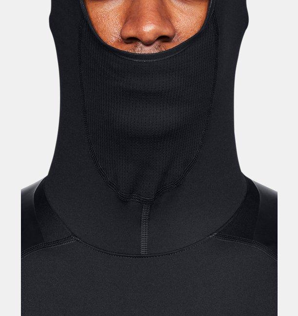 Mens UA Perpetual Powerprint Ninja Hoodie