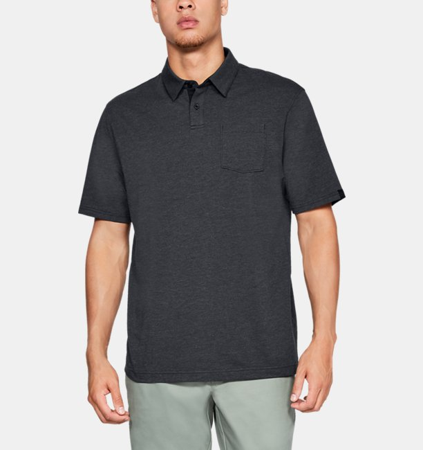 Polo Charged Cotton® Scramble para hombre