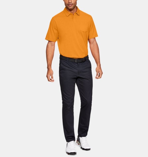 320ce50b Men's Charged Cotton® Scramble Polo | Under Armour UK