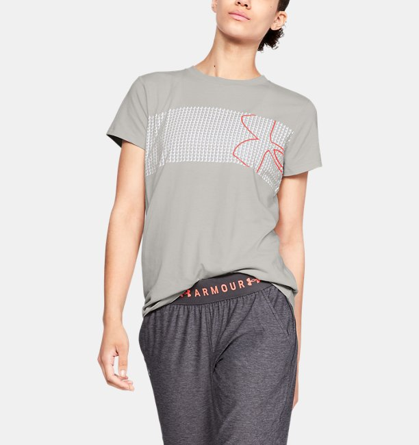 Women's UA Chest Logo T-Shirt