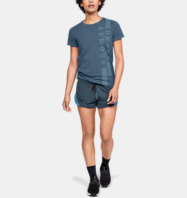 Womens UA Vertical T-Shirt