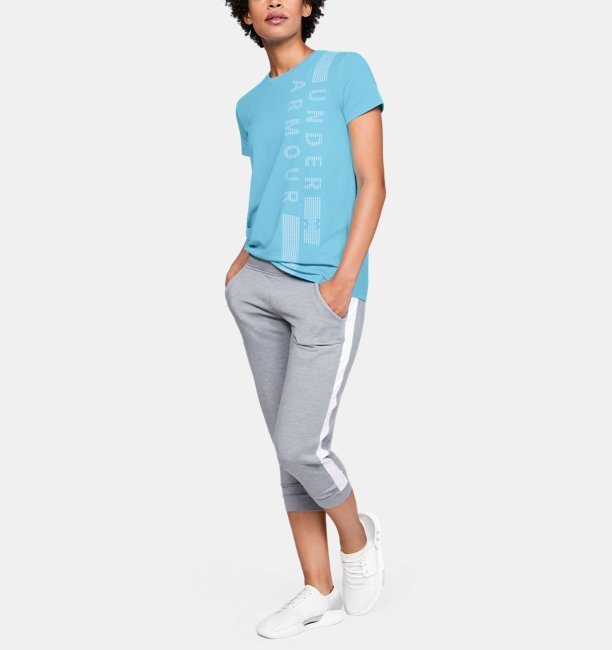 Camiseta UA Vertical Feminina