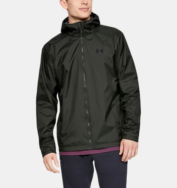Men's UA Forefront Rain Jacket