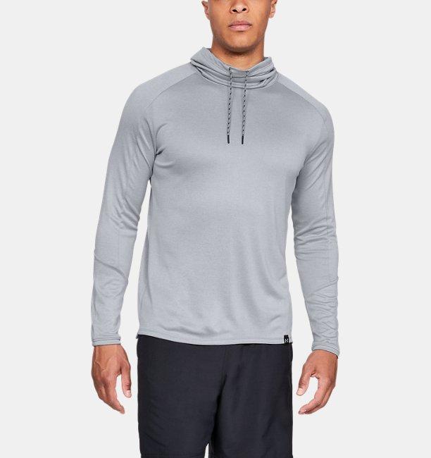 Men's UA Lighter Longer Funnel Neck