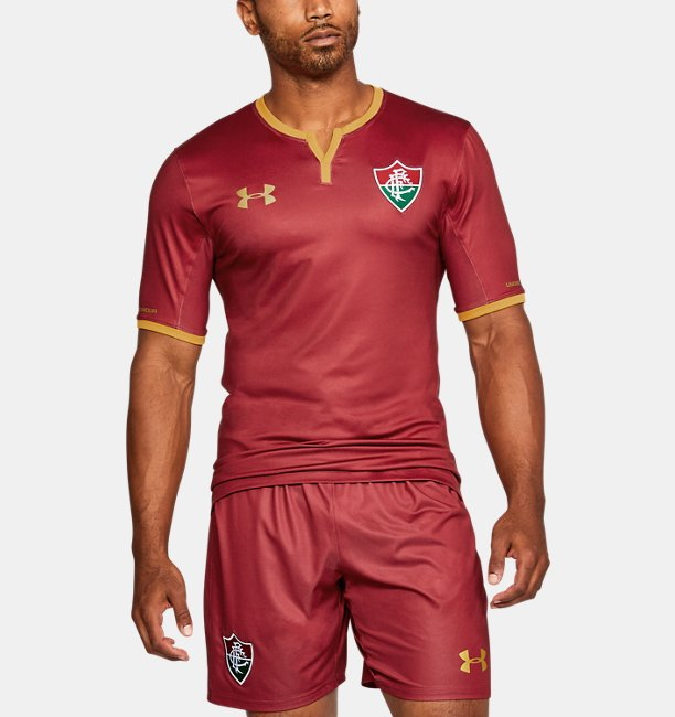 Camisa Fluminense FC Terceiro Performance Masculina