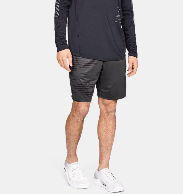 Mens UA MK-1 Camo Shorts