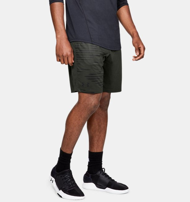 Men's UA MK-1 Camo Shorts