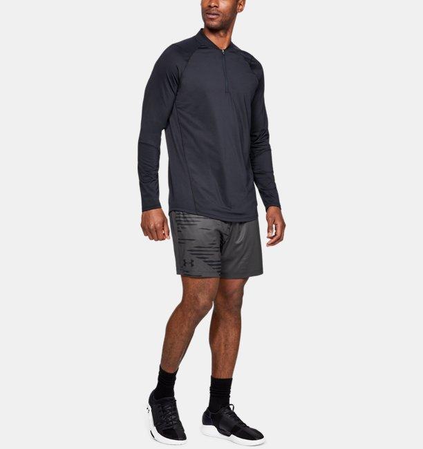 Mens UA MK-1 Camo Print Shorts