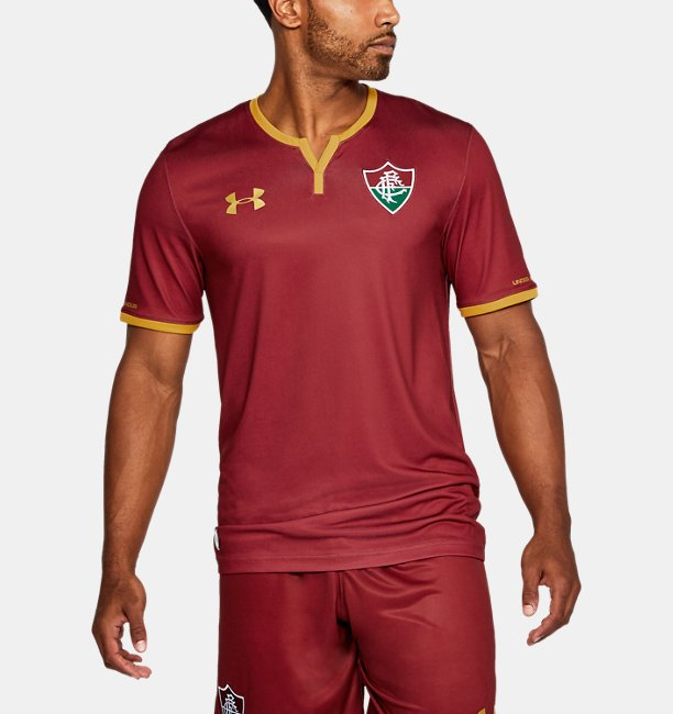 f47d19aa42 Camisa Fluminense FC Terceiro Oficial Masculina