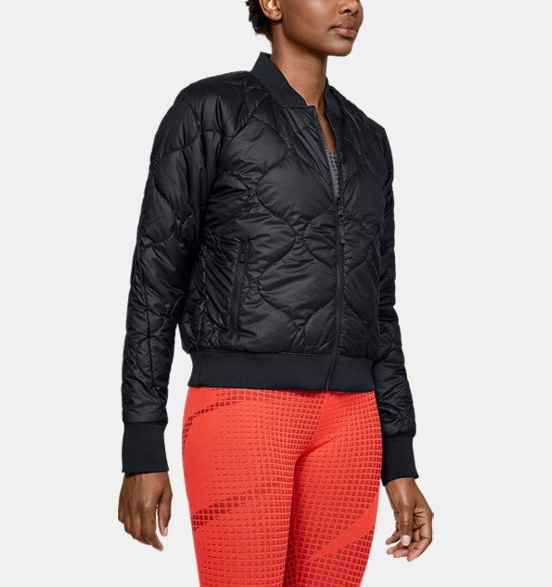 Womens ColdGear® Reactor Bomber Jacket