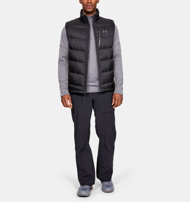 Mens UA Outerbound Down Vest