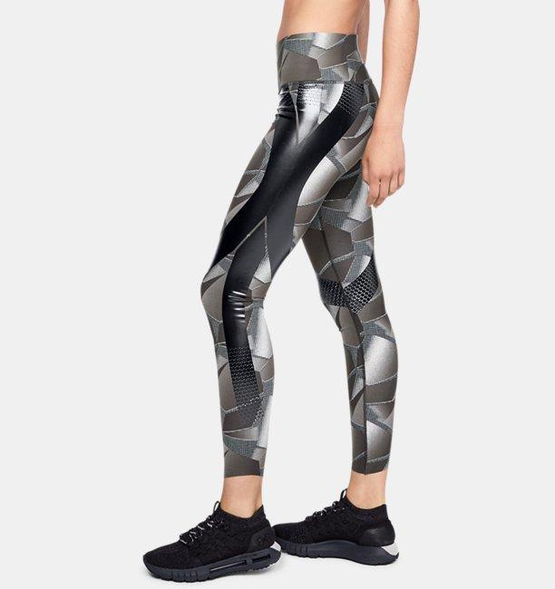 Womens UA Perpetual Powerprint Printed Leggings