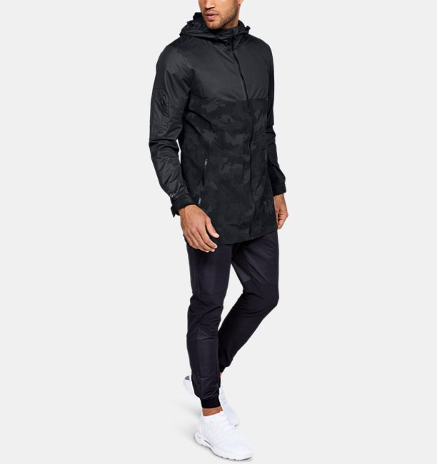 Men's UA Unstoppable GORE® WINDSTOPPER® Wind Jacket