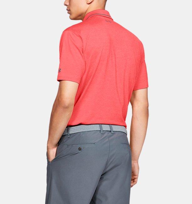 Mens UA Playoff Pocket Polo