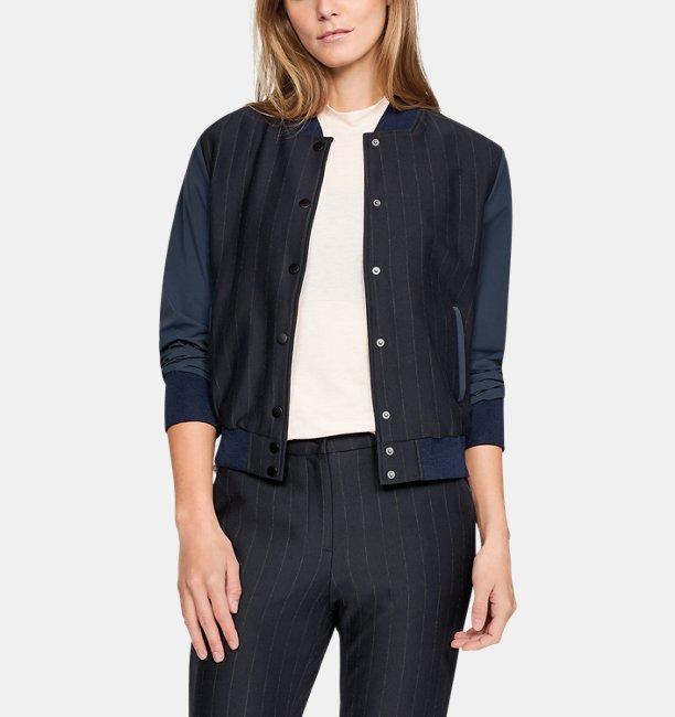 여성 UA 스포츠웨어 레터맨 재킷