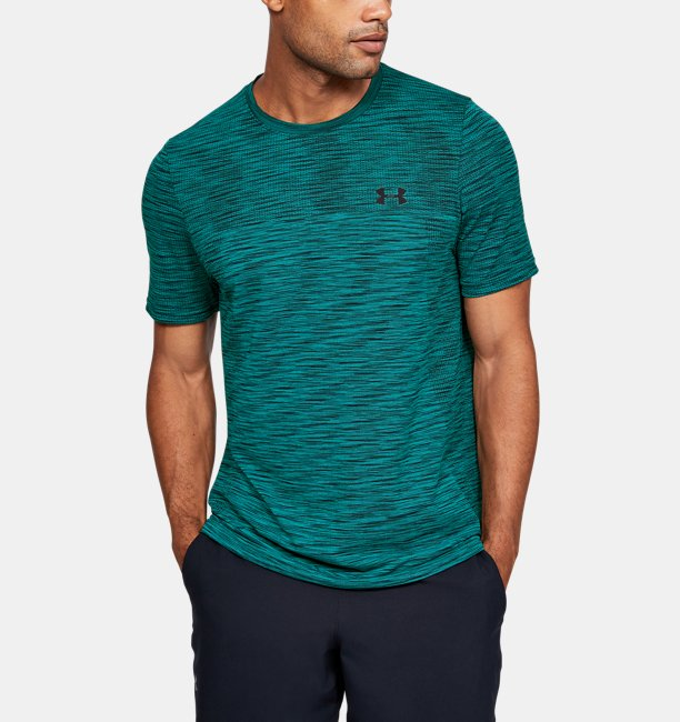 Men's UA Vanish Seamless Short Sleeve