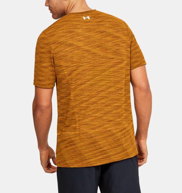 Mens UA Vanish Seamless Short Sleeve