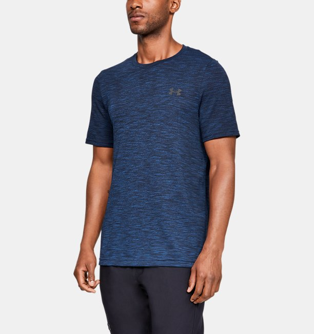 Men's UA Vanish Seamless Fade Short Sleeve