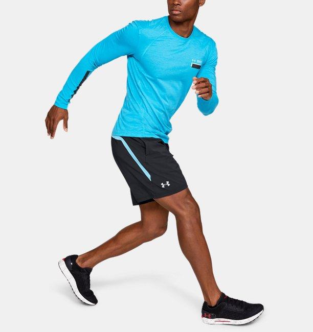 Shorts UA Speedpocket Run 7 Masculino