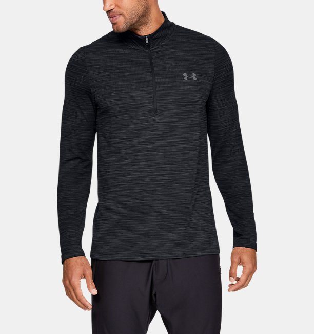 826150292 Men's UA Vanish Seamless ½ Zip | Under Armour AT
