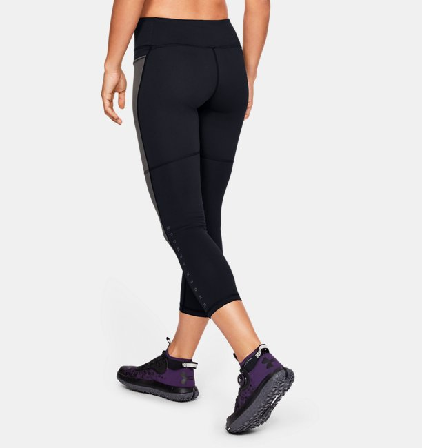 Womens UA Fusion Crop