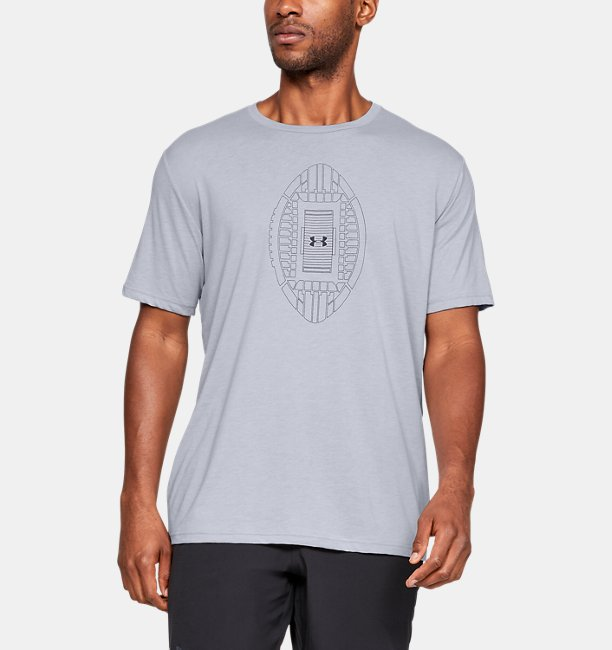 Mens UA FTBL Stadium T-Shirt