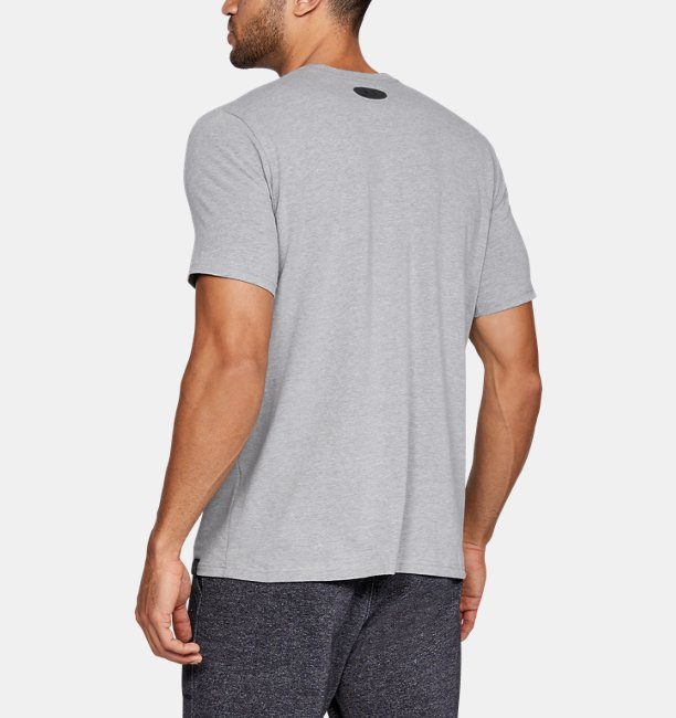 Mens Project Rock Chase Greatness Short Sleeve T-Shirt