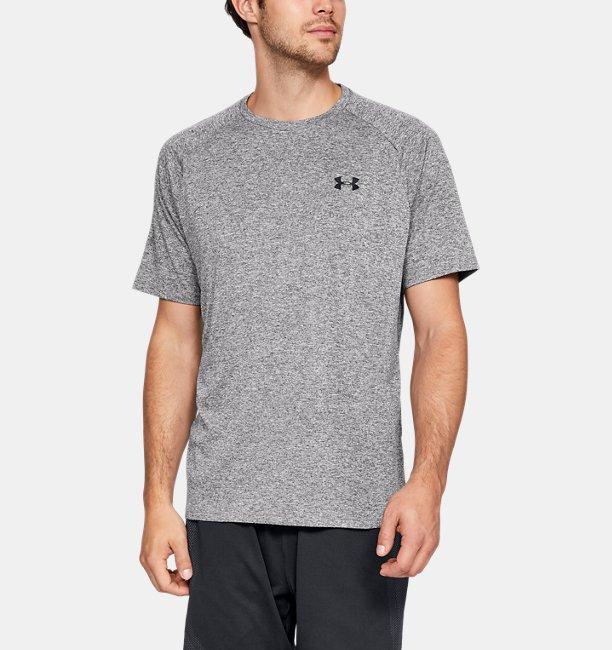 Mens UA Tech™ Short Sleeve