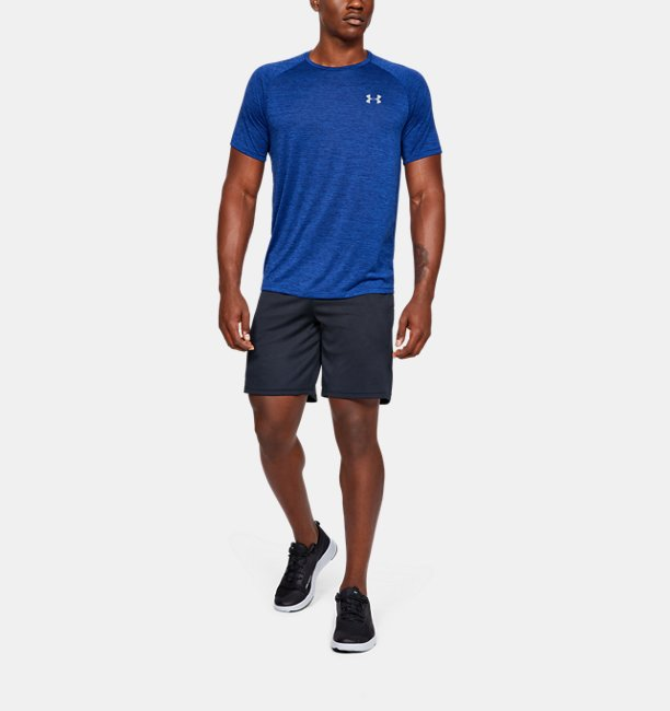 Mens UA Tech™ Short-Sleeve