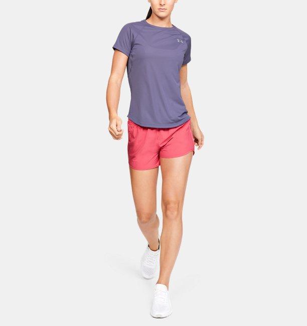 Womens UA Speed Stride Short Sleeve