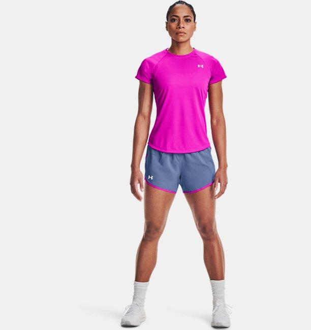 Damen UA Speed Stride Kurzarmoberteil