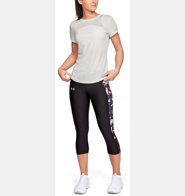 Womens UA Speed Stride Sport Mesh Short Sleeve