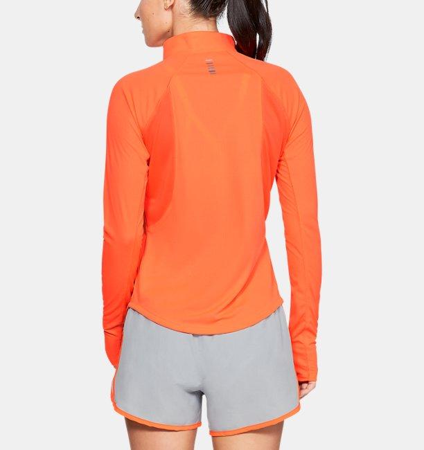 Womens UA Speed Stride ½ Zip