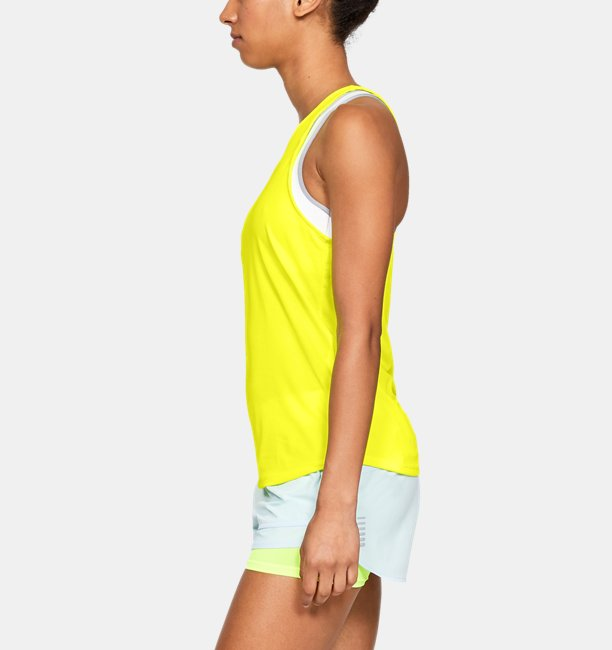 Womens UA Qualifier HexDelta Tank