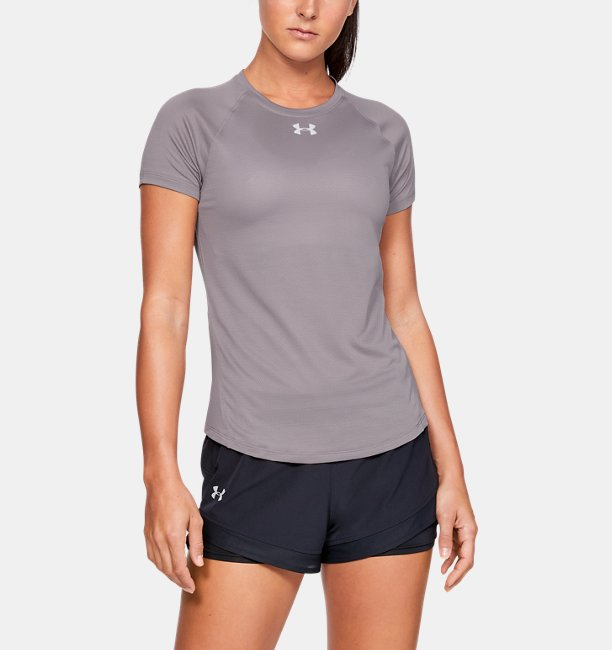 Camiseta UA PaceSetter Short Sleeve