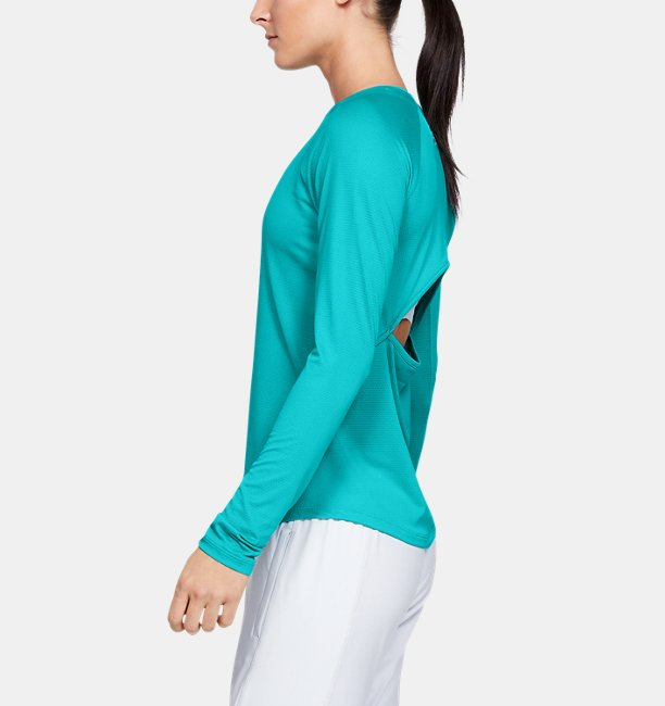 Womens UA Qualifier Long Sleeve