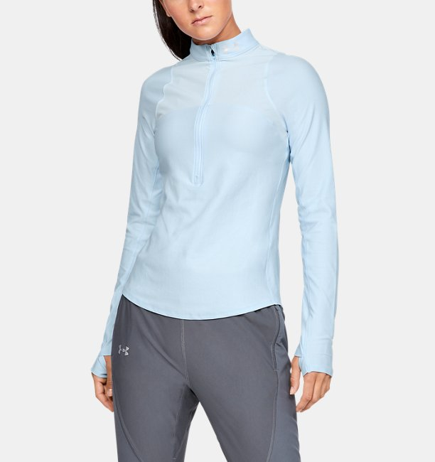 Women's UA Qualifier ½ Zip