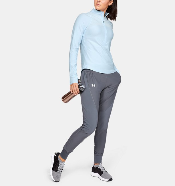 Womens UA Qualifier ½ Zip
