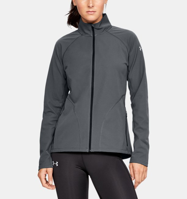 Womens UA Storm Launch Graphic Jacket