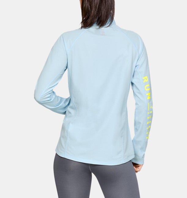 Womens UA Storm Launch Graphic Jacket