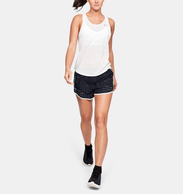 Womens UA Speed Stride Graphic Shorts