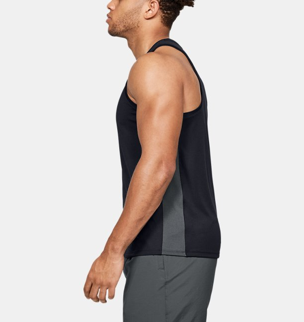 Mens UA Speed Stride Singlet