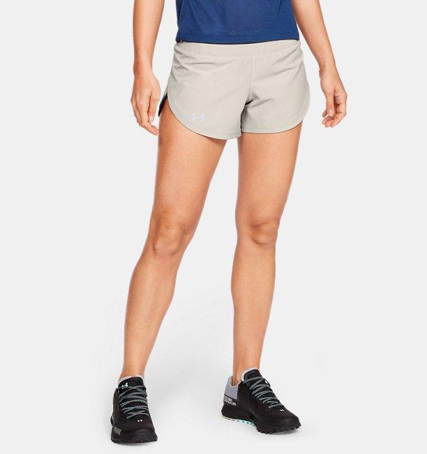 Womens UA Speedpocket Ultra Shorts