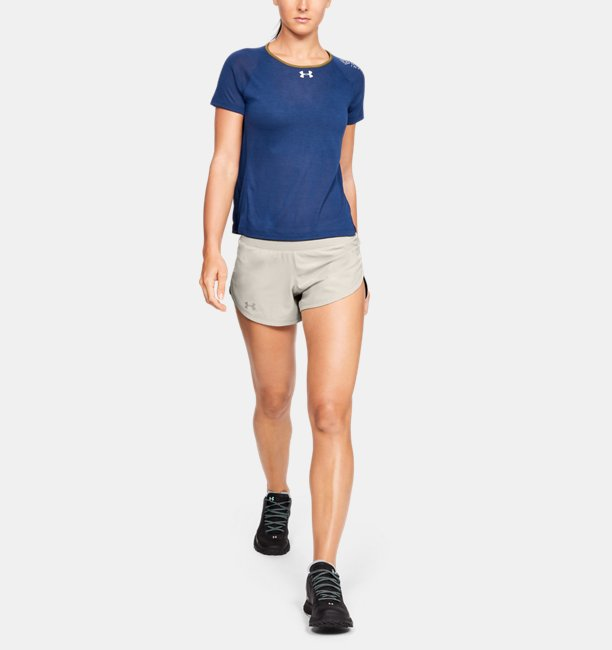 Women's UA Speedpocket Ultra Shorts