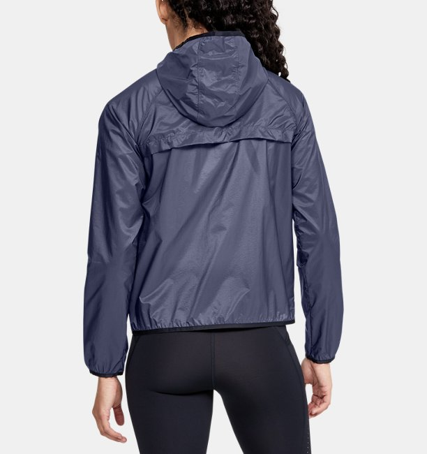 Womens UA Qualifier Storm Packable Jacket