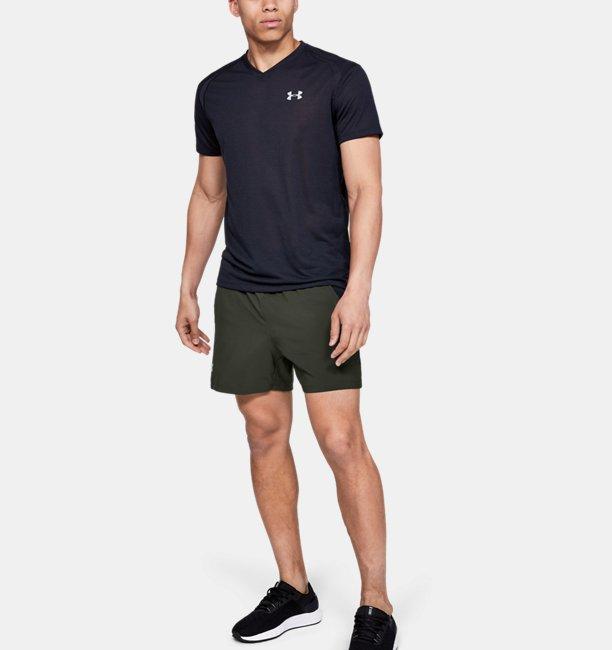 Herren Shorts UA Launch - 15 cm