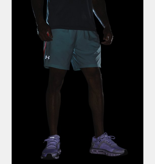 Mens UA Launch SW 7 Shorts