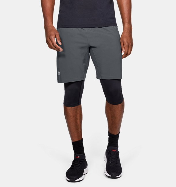 3ace9c206 Men's UA Launch SW 2-in-1 Long Shorts | Under Armour UK